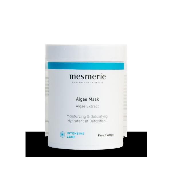 Algae maska za detoksikaciju kože