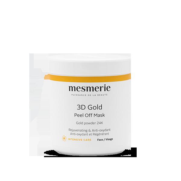 Peel off maska sa zlatom