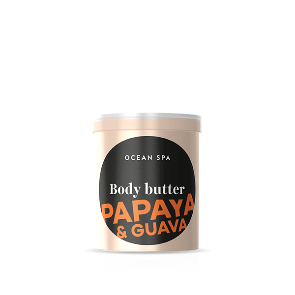 Papaya & Guava body buter