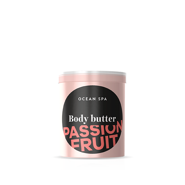 Passion fruit body buter