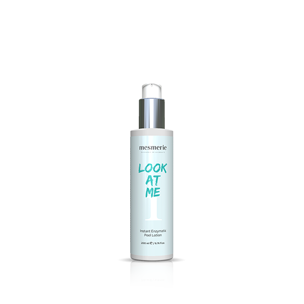 LOOK AT ME Instant Enzimatski piling losion  200ml