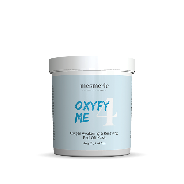 Oxyfy Me Oxygen Awekening & Renewing Peel Off maska