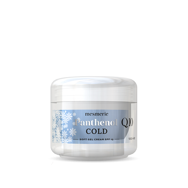 PANTHENOL Q10 COLD SPF 15 SOFT KREMA 100ml