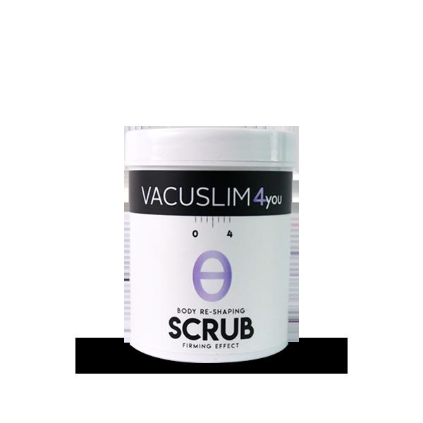 Vacuslim 4 You Body Scrub je piling za telo