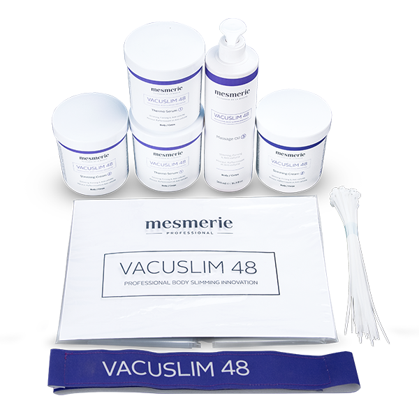 VACUSLIM 48 EXPERT SET 50 tretmana