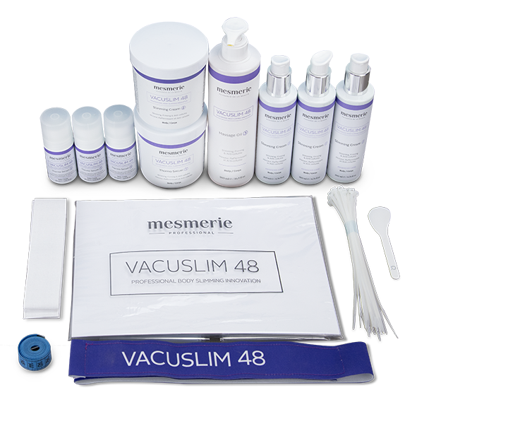 Vacuslim 48 Start Up set