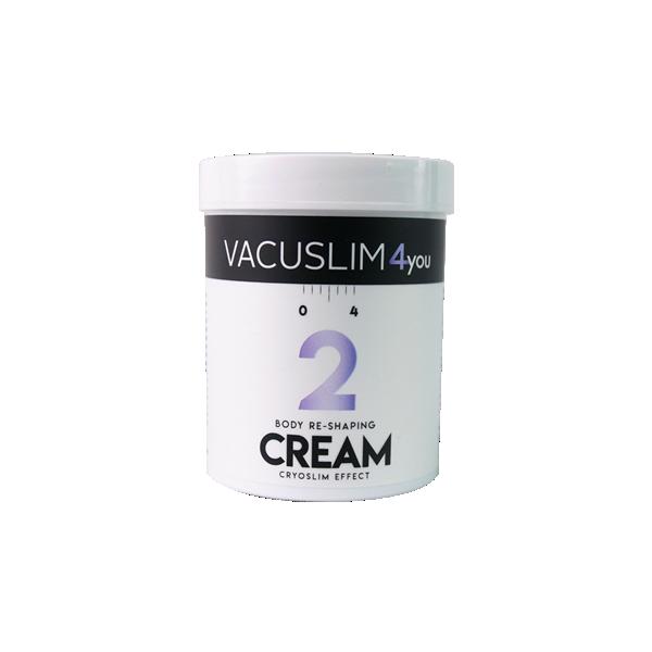 Vacuslim 4 You Cream krema za mršavljenje