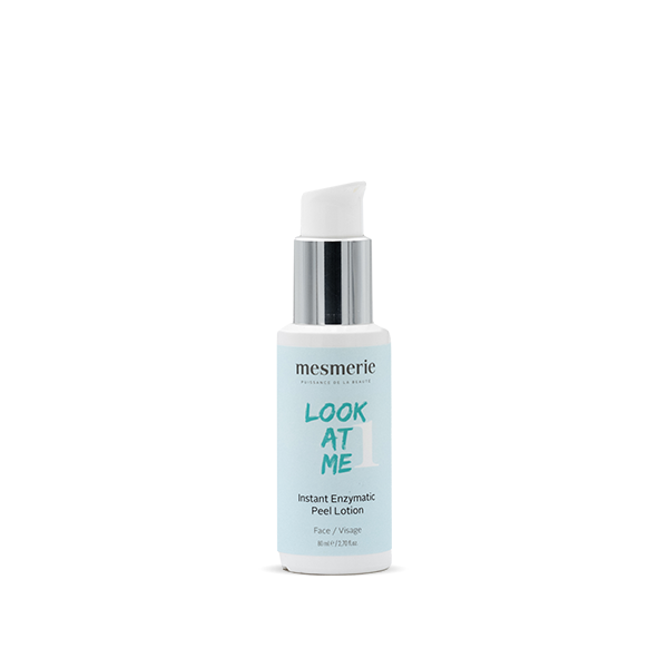 LOOK AT ME Instant Enzimski piling losion 80ml